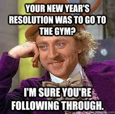 Gym Memes New Years - new years gym meme also Meme Bibliothek via Relatably.com