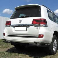 «<b>Защита заднего бампера</b> «<b>уголки</b>» Arbori Chevrolet Niva, 2010 ...