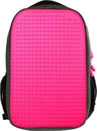 <b>Рюкзак</b> Upixel <b>Full Screen</b> Biz <b>Backpack</b>/Laptop bag WY-A009 Фуксия