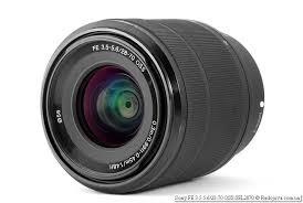 Обзор <b>Sony FE</b> 3.5-5.6/28-70 OSS <b>SEL2870</b> | Радожива