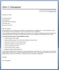 porter porter phlebotomist cover letter