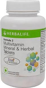 Buy Herbalife <b>Formula</b> 2 <b>Multivitamin Mineral</b> and Herbal Tablet - 90 ...