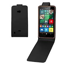 Case for Phone <b>Pure Color</b> Vertical Flip <b>Leather</b> Case for <b>Nokia</b> ...