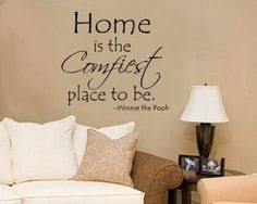 Happy Home Quotes on Pinterest | Wall Quotes, Bathroom Quotes and Bath via Relatably.com
