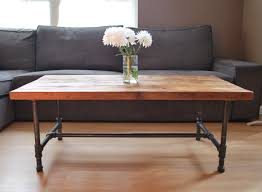 Iron Coffee Tables Reclaimed Wood And Iron Coffee Table Give Om Reviews Tables Metal