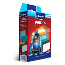 <b>Набор фильтров Topperr</b> FPH 86 для пылесосов Philips — купить ...