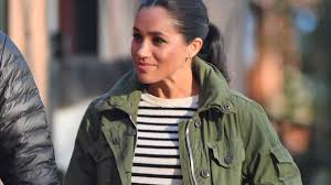 Meghan Markle's Utility Jacket <b>Style</b>