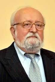 Resultado de imagem para Krzysztof Penderecki