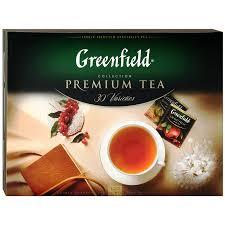 """Набор Greenfield """"Коллекция изысканного чая и чайных напитков ..."""
