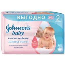 <b>Влажные салфетки Johnson's baby</b> нежная забота | Отзывы ...