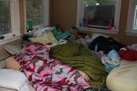 Image result for sleepover room