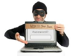 A thief with a trick laptop
