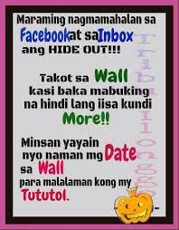 Love Quotes Tagalog 2012 Facebook