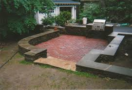 decoration pavers patio beauteous paver: beauteous bricks wall interior design ideas with stone and fancy patio inspirations outdoor kitchen red brick