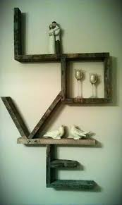 pallet love wall shelf and art 10 diy ideas for wooden pallets diy recycled bedroomeasy eye upcycled pallet furniture ideas