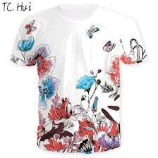 Shop Fashion <b>2018 Summer New</b> 3DT Shirt <b>Women</b> T Shirt Print ...