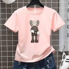 Hot <b>Sale Korean</b> Fashion <b>Cartoon</b> Print T-Shirt <b>Harajuku</b> tshirt ...
