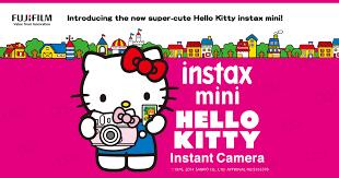 <b>Hello Kitty</b> instax mini | <b>FUJIFILM</b>
