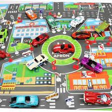 Compare <b>Children</b> Car Parking Toy Map <b>130*100CM</b> Roadmap ...