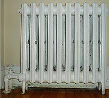 <b>Радиатор отопления</b> — Википедия