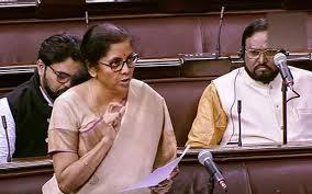 '<b>I don't eat</b> onions': Nirmala Sitharaman rejects 'elitist' tag - The Hindu