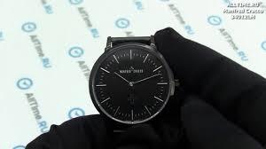 Обзор. Женские наручные <b>часы Manfred Cracco</b> 34012LM ...