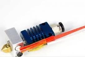 Longer LK1 <b>3D Printer Nozzle</b> Set Copper Mouth Set <b>MK8</b> Hotend ...