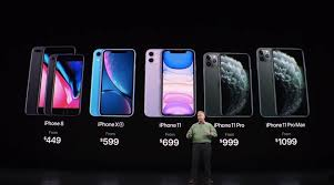 iPhone 11 Pro/Pro Max, iPhone 11, iPhone XR, and iPhone 8