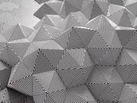 28 лучших изображений доски «3D motif» в 2020 г | Оп арт ...