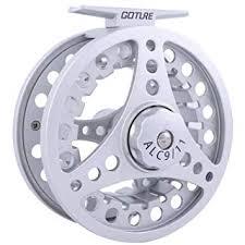 Goture Fly Fishing Reel Waterproof 2+1BB 3/4 5/6 7/8 ... - Amazon.com