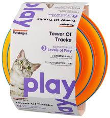 <b>Игрушка для кошек Petstages</b> Play Трек 3 этажа (317STEX ...
