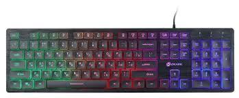 <b>Клавиатура OKLICK 550ML Black</b> USB — купить по выгодной ...