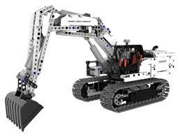 <b>Конструктор Xiaomi</b> MITU GCWJJ01IQI Excavator <b>Building</b> Blocks ...