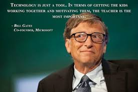 Bill Gates Technology Education Quotes. QuotesGram