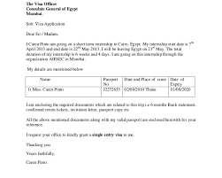 patriotexpressus winning how to make an authorization letter patriotexpressus fetching visa covering letter example beautiful date th to the visa officer consulate