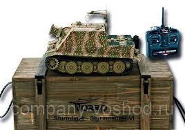 <b>Радиоуправляемый танк Torro Sturmtiger</b> Panzer 1:16 2.4GHz ...