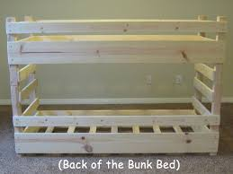 plans to build a toddler bunk bed bunk beds toddlers diy