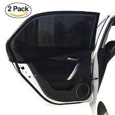 Pack of Two <b>2x Car</b> Sun Shade <b>UV Protection</b> Baby Sun Protector ...