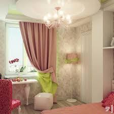 bedroom curtains decor idea
