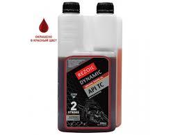 Купить <b>масло моторное</b> для садовой техники <b>Rezoil DYNAMIC</b> 2T ...