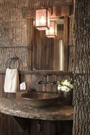 Lodge Living Room Decor 17 Best Ideas About Lodge Bathroom On Pinterest Country Large