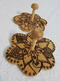 2 <b>Wooden Wall Hook</b> Coat Hanger - Decor Hand Carved *Nice*   eBay