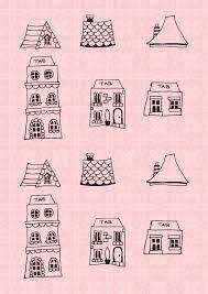 printable house templates papercraft inspirations new home printable templates new home printable templates