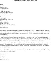 entry level cover letter sample covering letters