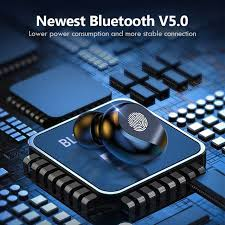 <b>Wireless</b> Bluetooth <b>Headphone Waterproof TWS</b>