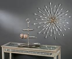 metal star wall decor: wheat  gorgeous starburst wall decor on grey wall pus table for inspiring home decor ideas inexpensive wall decorating ideas decorative metal wall art metal star wall decor wholesale metal wall decor small s