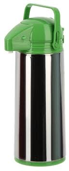 Купить Помповый <b>термос Peerless PEE</b>-190 (1,9 л) зеленый по ...