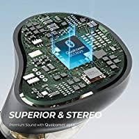 <b>SoundPEATS</b> Dual Dynamic Drivers Wireless Earbuds, <b>Truengine 3</b> ...