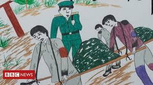 North <b>Korea</b> enslaved South <b>Korean</b> prisoners of war in coal mines ...