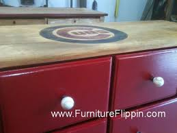 the making of the coolest chicago cubs dresser of all time chicago cubs baseball nursery baby nursery nursery furniture cool coolest